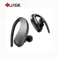 Jrgk q2 بلوتوث اللاسلكية سماعة إلغاء الضوضاء سماعات الأذن مع شاشة اللمس