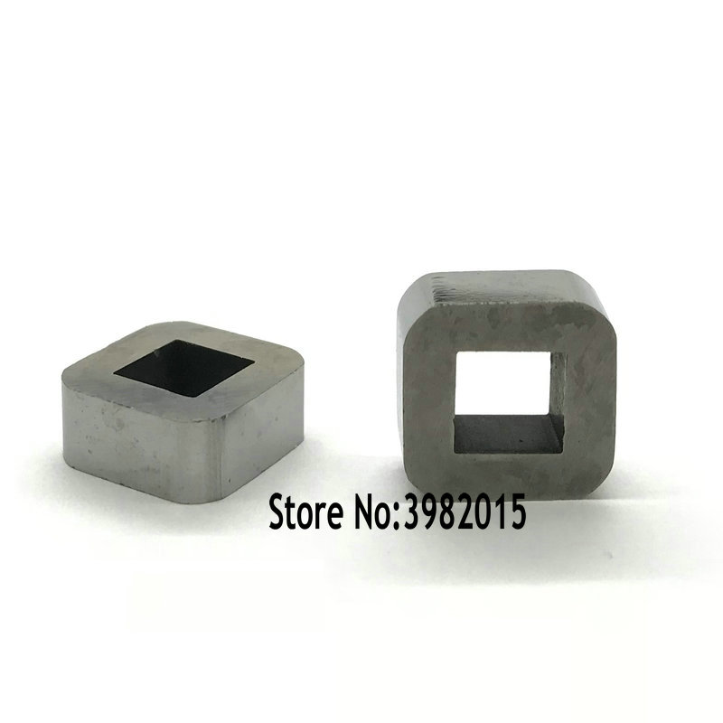 CHARMILLES Power Feed Contact 12*12*5mm Tungsten Carbide C001 For CHARMILLES Machine Parts