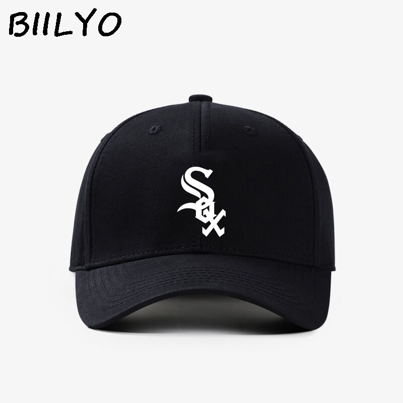 Detail Feedback Questions about 2018 Chicago Sox Strapback Black Hats Sport  classic Fashion White SOX logo Baseball Hat Men Wome on Aliexpress.com  24d058dad2d3