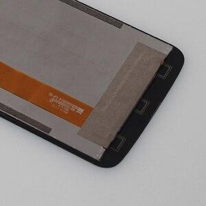 Image 4 - 5.5 affichage dorigine pour Homtom HT50 LCD + écran tactile convertisseur numérique écran assemblage pièces de réparation livraison gratuite + outils