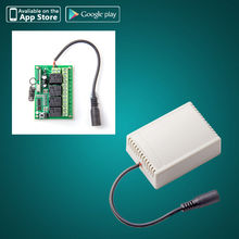 chuangkesafe smart home 4CH relay output for control small home appliances for G90B wifi alarm house security systems