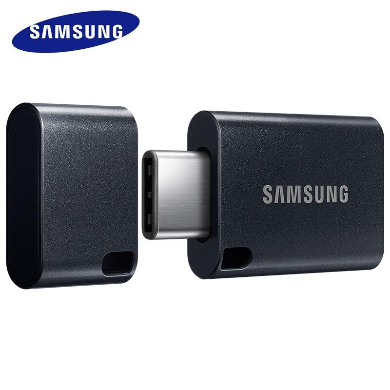 SAMSUNG USB Flash Drive 128G USB3 1 Plastic Up to 150MB s Flash font b Disk