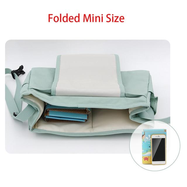 Foldable Child Kids Portable Folding Potty Seat Boys Girls Baby Travel Toilet Training Infant Emergency Potties with Free Bags 5