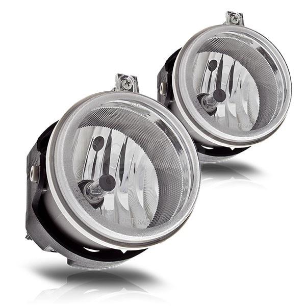 Case for Dodge Charger 2006 2009 fog light Halogen fog lamp car light assembly bulb H10