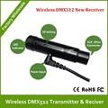 Free Shipping HOT sale DMX512 controller wireless dmx receiver