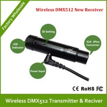 Free Shipping HOT sale DMX512 controller wireless dmx receiver