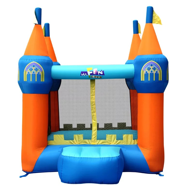 HTB1HBsJPXXXXXbfXXXXq6xXFXXXk - Mr. Fun Inflatable Bouncer house Trampoline Inflated Castle Toy with Blower