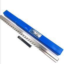 1/4 C Push-Type Keyway Broach Inch Size HSS Broach Cutting Cutter Machine Tool