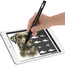 Great precision Active Stylus for ipad Pro for all Samsung Tablet Pencil for iphone drawing Writing Games Capacitive Screen Pen все цены