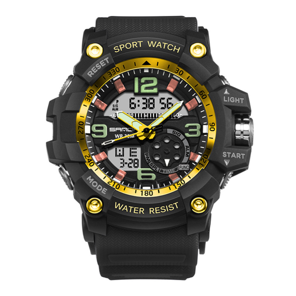 Fashion Diving Watch Male Waterproof Swimming Watch Men Sports Military Watches orologio subacqueo relojes hombre