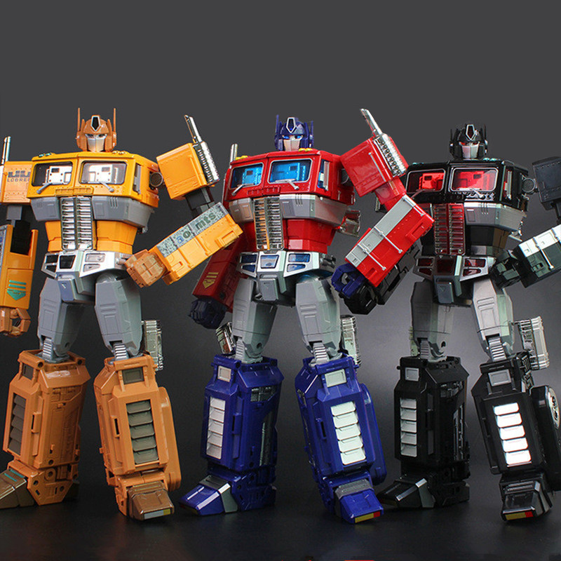 Yuexing new cool 30CM Transformation 5 Movie Toys Boy OP BEE anime Action Figure MPP10 MMP10