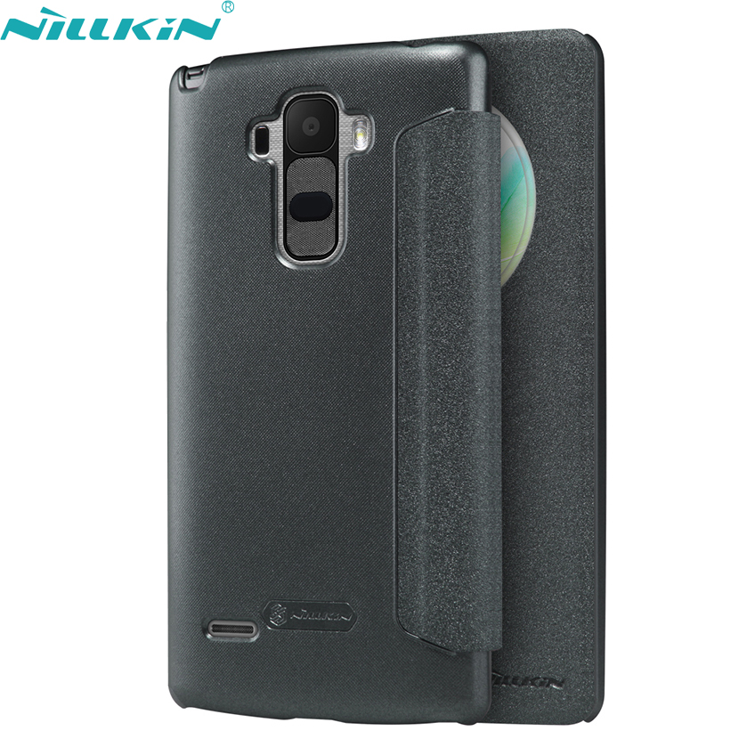 For LG G4 Stylus Cover 5 7 H540F G Stylo Leather Case Original NILLKIN Quality Hard