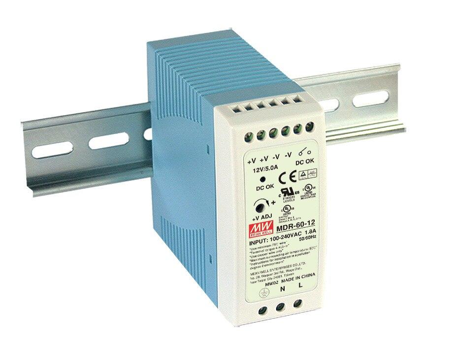5A 10A trilho DIN sensor de controle industrial PLC HDR LPV