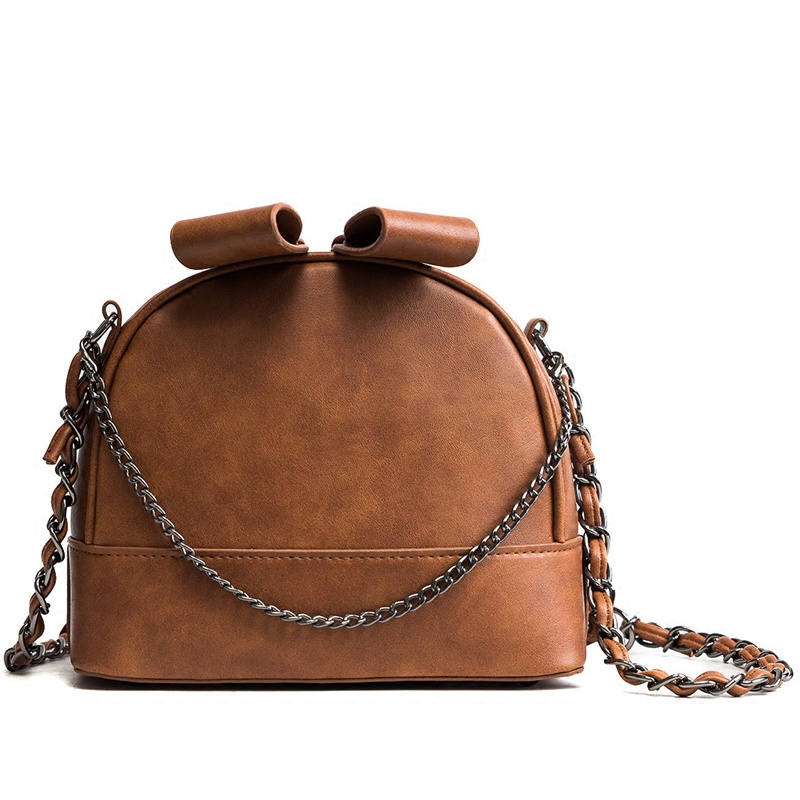 Our ReALIty 1 Shell Small Crossbody Women Genuine Leather with Chain Best Gifts for Girls Vintage Colors In Stock EGT0209 augmented reality navigation