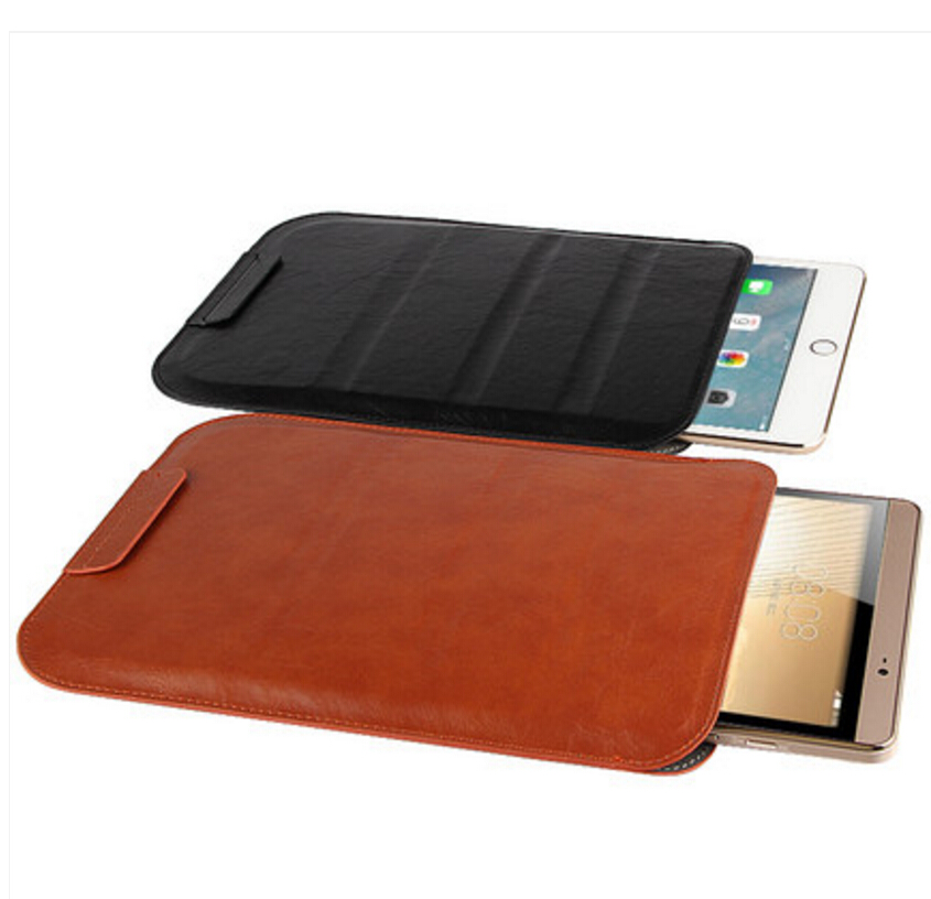 SD Ultra Slim PU Leather Magnetic Sleeve Table Case Protective Skin For huawei Mediapad M2 8