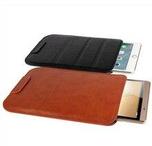 Sd ultra delgado de cuero pu magnética case protector de mesa de la manga bolsa de piel para huawei mediapad m2 8.0 pulgadas m2-801w m2-803l bolsa