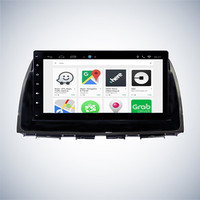 ChoGath 10.2 inch 2 din Car Multimedia Player Android 8.0 Car radio GPS navigation for Mazda CX5 2013 2014 2015 with canbus
