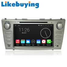 Likebuying  Car 2 Din 1024*600  QUAD CORE 16G DVD GPS Radio Stereo Navigator Android 4.4.4 for TOYOTA CAMRY 2007-2010