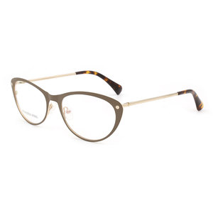 Image 5 - Women Cat Eye Stainless Steel High Quality Woman Eyeglasses Optical Fashion Female Eyewear Prescription Glasses Frame Spectacles