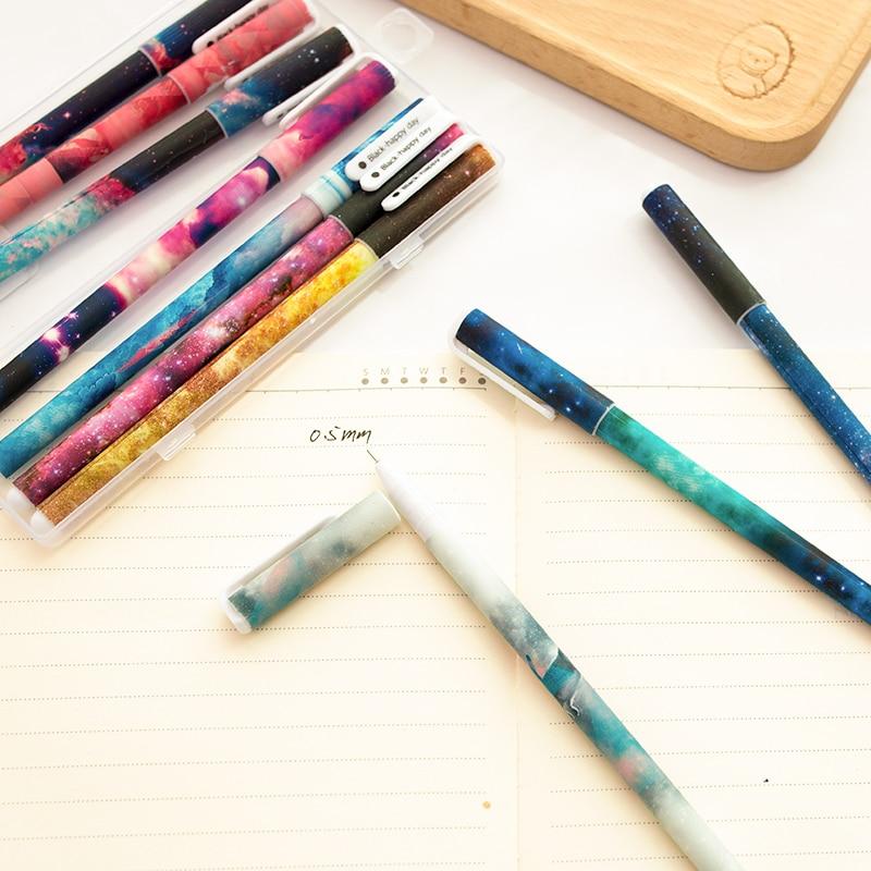 Black Ink Pens - Sets of 10 pens 2