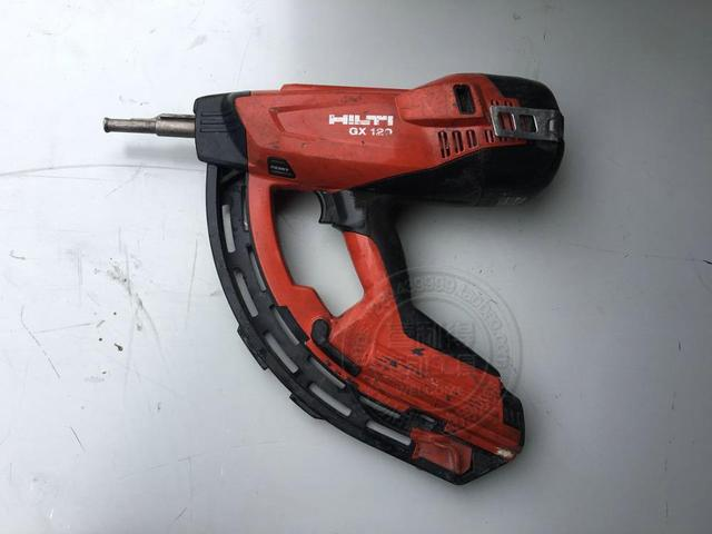 Awesome Hilti Xilide GX120 Nailing Machine Nail Gun Unit Price