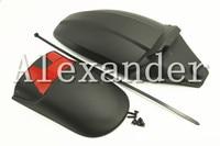 Motorcycle Front Extender Hugger Mudguard Rear Fender For Honda NC700X NC700S NC750X NC750S NC700 NC750 S