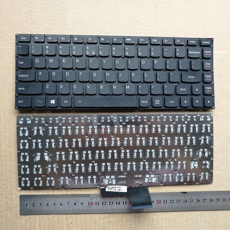 US nouveau clavier d'ordinateur portable pour Lenovo U330P U330T U430 U430P anglais noir