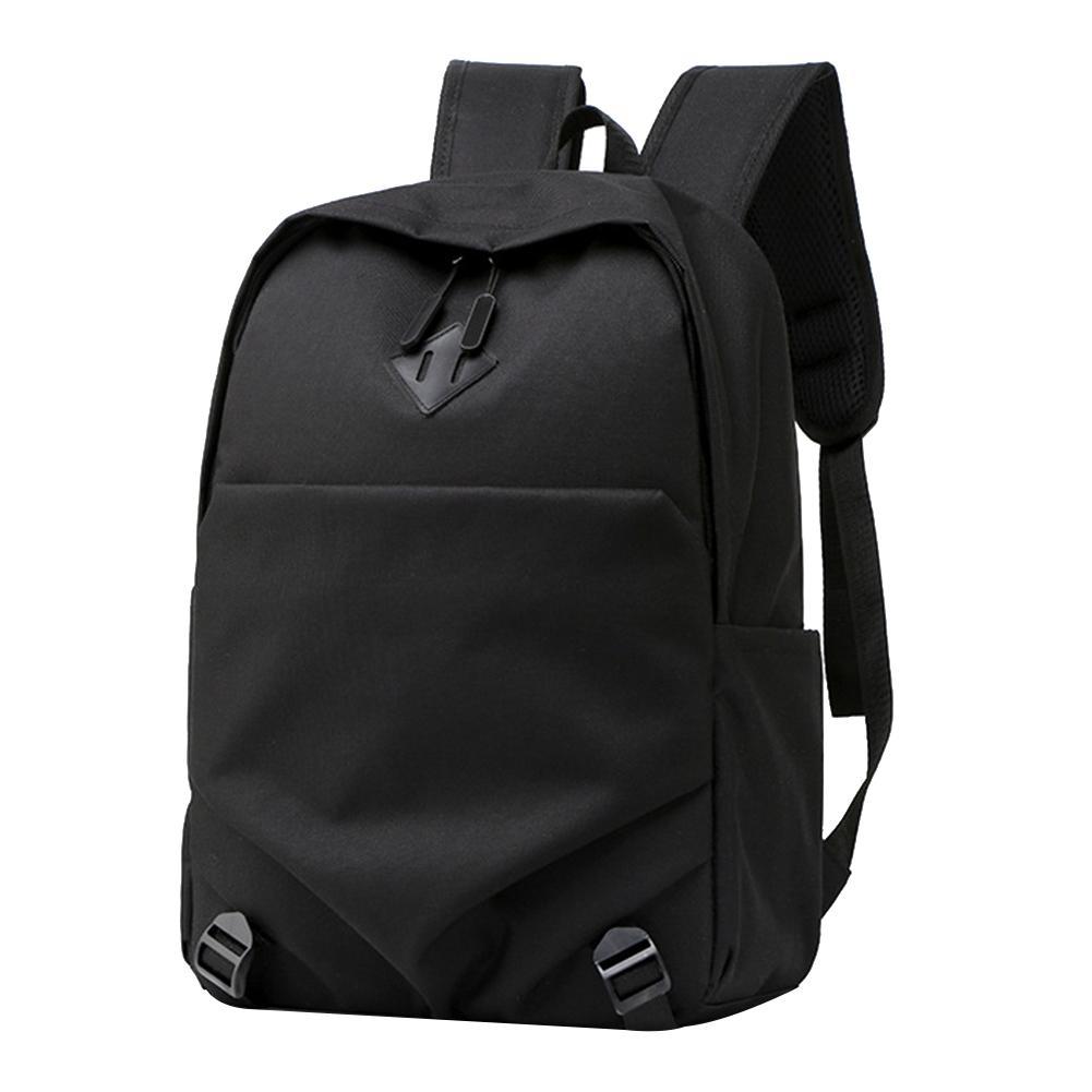 Hot Men Solid Color Large Capacity Waterproof Nylon Backpack Shoulder Bag Gift Hot Men Solid Color Large Capacity Waterproof Nylon Backpack Shoulder Bag Gift