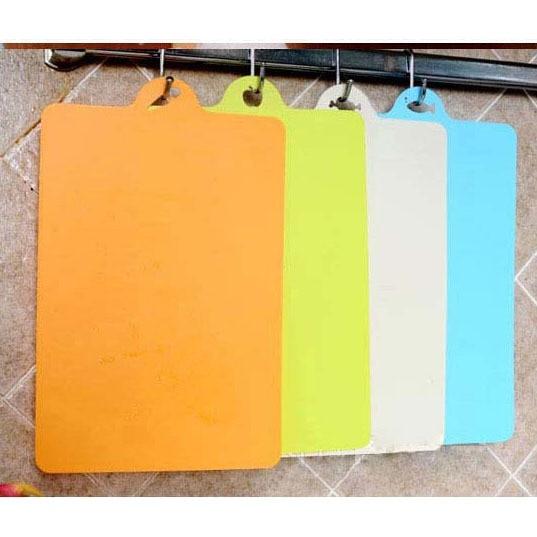 Top Quality Chopping Block Flexible Plastic Cutting Board Antibiotic Kitchen Utensils Chopping Board