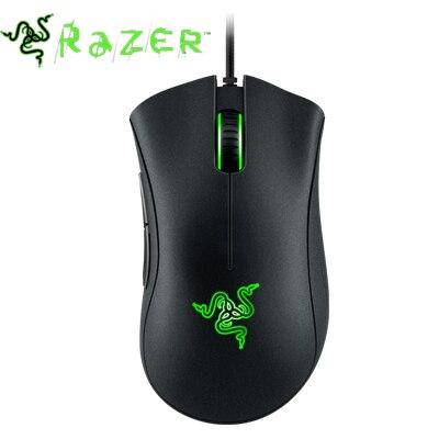 Razer deathadder 2013, 6400 DPI, Syanspe 2.0, mouse da gioco, nuovo di zecca, trasporto libero veloce,