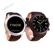 "2016 Original Finowatch X5 Smart Uhr mit 1,4 ""Amoled-display 3G WiFi GPS Smartwatch mit iOS Android Smart telefon"