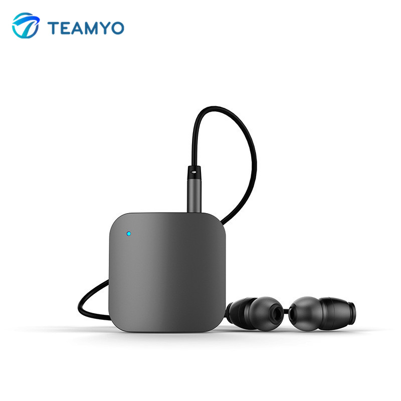Teamyo L8 Bluetooth Earphone Pro Wireless Headphone Sport Headset Auriculares Cordless Headphones Casque 8h Music