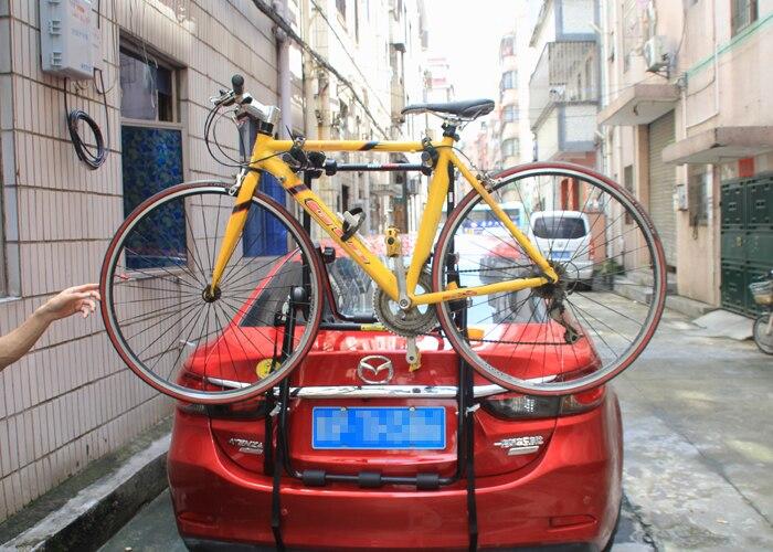 GUB porte-vélo de voiture de haute qualité ours capacité de poids 45 KG porte-vélo de voiture porte-vélo à montage élevé 3 vélos fabriqués à Taiwan