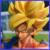 FÃS MODELO em stock-Dragon Ball Z Figuras de Ação 34 CM PVC Estrelas Mestre Pedaço O Super Saiyan Goku Coleção