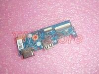original For DELL LATITUDE 3480 3580 USB VGA SD CARD READER BAORD 3HYKT 03FR5T 3FR5T Set test good