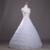 2017 Más Nuevo de La Novia Enaguas Dos Capas de Enaguas Para Los Vestidos De Boda la Mejor Opción Para La Boda vestidos de novia Envío Gratis