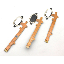 10 шт./лот, Главная Кнопка отпечатков пальцев Сенсор Flex кабель для Motorola MOTO Z2 играть заменяемой