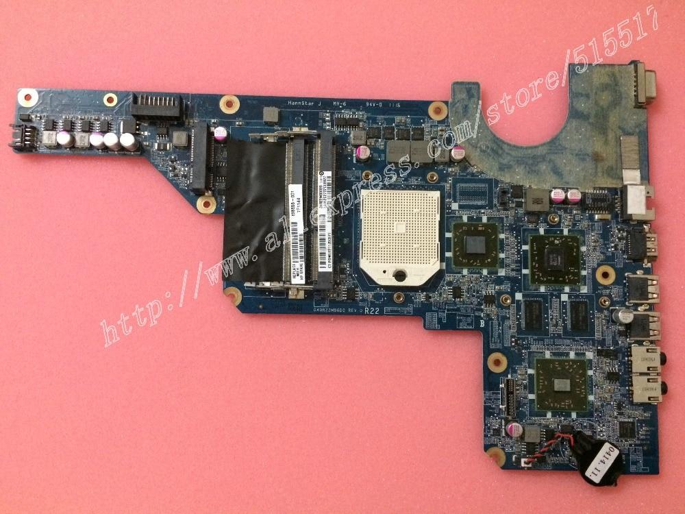 DA0R22MB6D0 REV: D For HP Pavilion G7 G4 G6 Motherboard 638854-001 638855-001 Mainboard