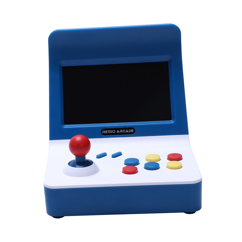 Image 4 - Powkiddy A8 Retro Arcade Console Game Console Gaming Machine Built In 3000 Classic Games Gamepad Control AV Out 4.3 Inch Scree-in Handheld Game Players from Consumer Electronics