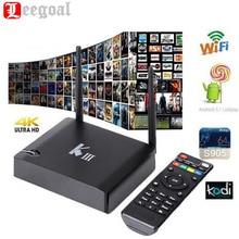 MATAR 5.1TV Android Box 2G/16G K3 4 K 3D Amlogic Quad-Core de 2.4/5G Dual KODI XBMC Miracast DLNA Airplay Sem Fio Wi-fi Caixa Smart TV