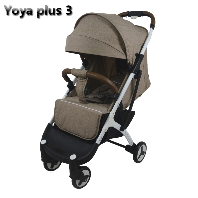 Mother & Kids ... Activity & Gear ... 32803280685 ... 3 ... 2019 YOYAPLUS 3 baby stroller light folding umbrella car can sit can lie ultra-light portable on the airplane ...