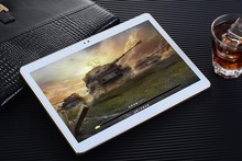 Tablet Android 5.1 10.1 Inch 4G Phone Call  Tablet PC Quad Core MTK6580 4GB 32G GPS Bluetooth Phablet Dual SIM GPS