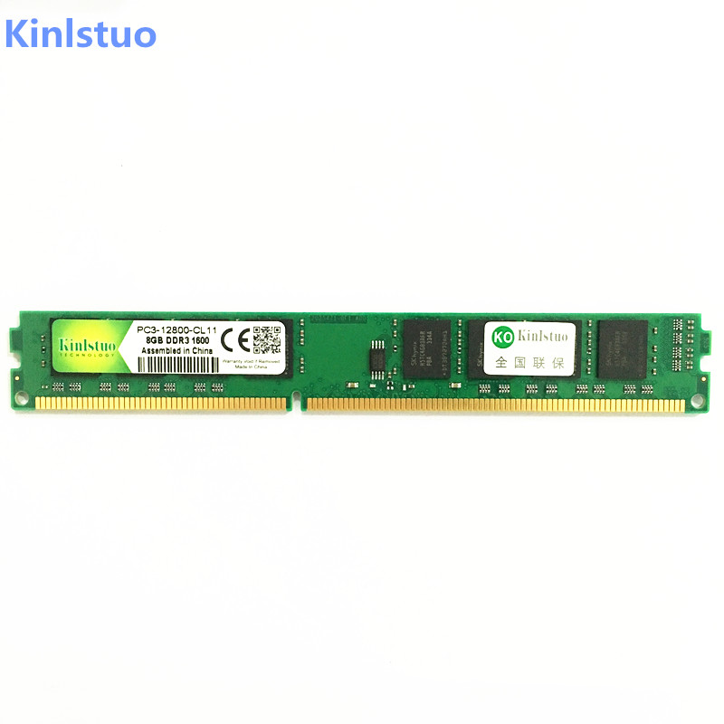Brand New Sealed DDR3 1600mhz  / PC3-12800 16GB (8GB *2) Desktop RAM Memory  High quality  , super stable , game first hot sell brand new for g skill ddr3 1600 8g 2 ram for desktop computer overclocking f3 12800cl10d 16gbxl
