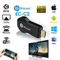 Neue EZCast Miracast Dongle Wifi-Streaming auf TV Wireless Display Für Google Chrome hdmi 1080 p Media Airplay Streamer, heißer!