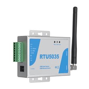 Image 3 - RTU5035 Operador de acceso remoto deslizante GSM interruptor de relé de apertura de puerta de Control móvil con apertura inalámbrica