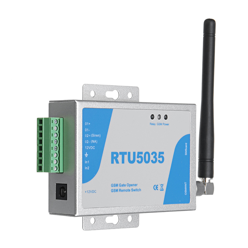 Image 3 - RTU5035 Operator Sliding Remote Access GSM Gate Opener Relay Switch Phone Shaking Control Door Opening Function Wireless Opener-in Access Control Kits from Security & Protection