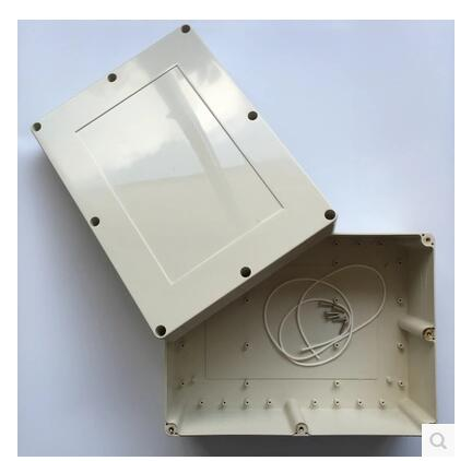 320*240*140mm 2015 High Quality IP66 Electrical waterproof Aluminium Enclosure box with 4 Screws 2015 ip66 electrical aluminium enclosure waterproof box 300 210 130 with 4 screws