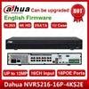 エクスプレス無料大華 NVR5216 16P 4kS2 16CH NVR 12MP 1U 16PoE 4K & H.265 Lite ネットワークビデオレコーダー NVR5216 16P 4KS2E ロゴ