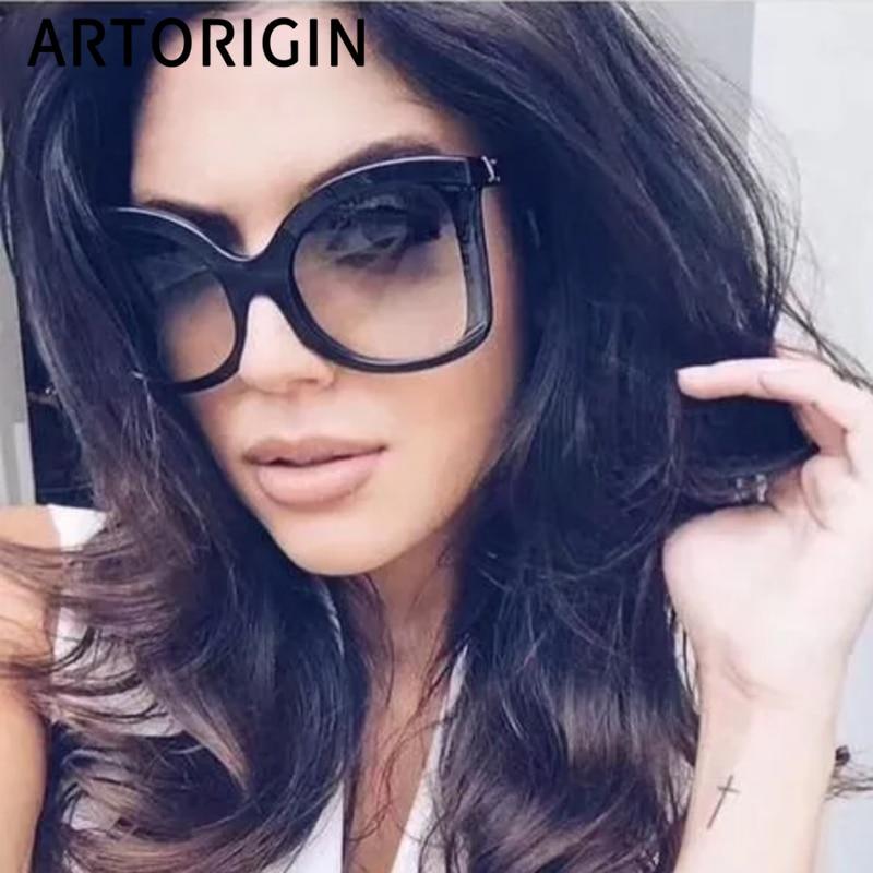 Unique Large Square Sun Glasses For Women Luxury Brand Designer Vintage Sunglasses Women Top End Shades Female Oculos