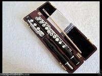 Ebnoy древесины новый флейта 17 отверстие Открыть отверстия Посеребренная ключ e ключ B ноги #1